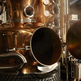 Gin Distilling