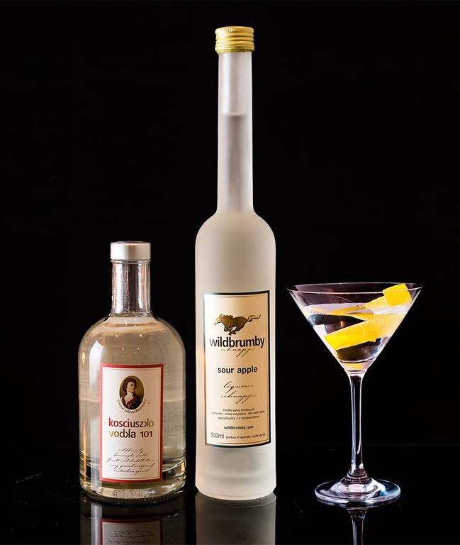 Schnappy Martini