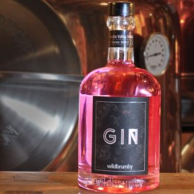 Rubus Patch Gin Claims Gold
