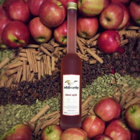 The spirit of winter is Baked Apple Schnapps