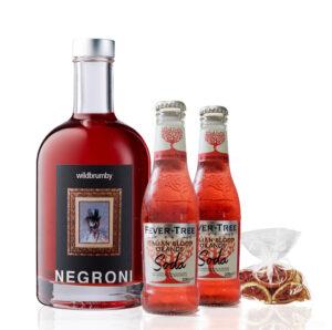 Negroni-schnapperol-trio